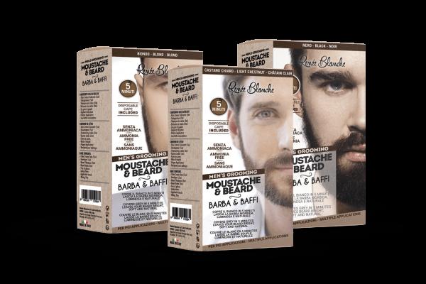 Men's grooming barba e baffi