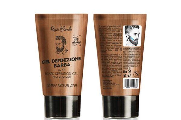 Gel definizione barba