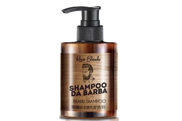 Shampoo da barba